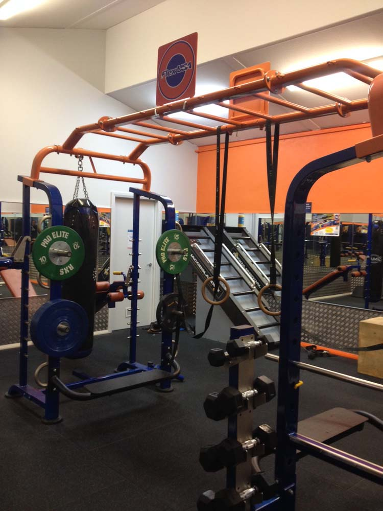 Flex Usa Cross Fit Modular Training System Elite Gym Hire